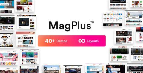 theme blog wordpress nulled magplus v1 7 blog magazine wordpress theme wordpress