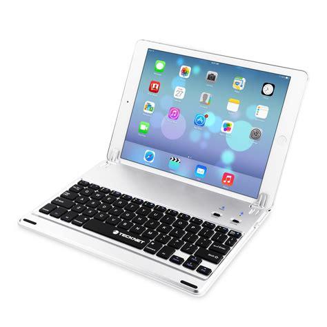 Keyboard Air 2 tecknet x360 ultra thin air 2 bluetooth wireless keyboard cover