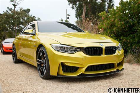 Pebble Beach: Galería de fotos del BMW M4 Coupé Concept