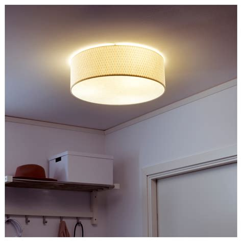 Ikea Kitchen Ceiling Lights Al 196 Ng Ceiling L White 45 Cm Ikea