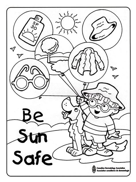 safety coloring pages safety coloring pages and print safety coloring