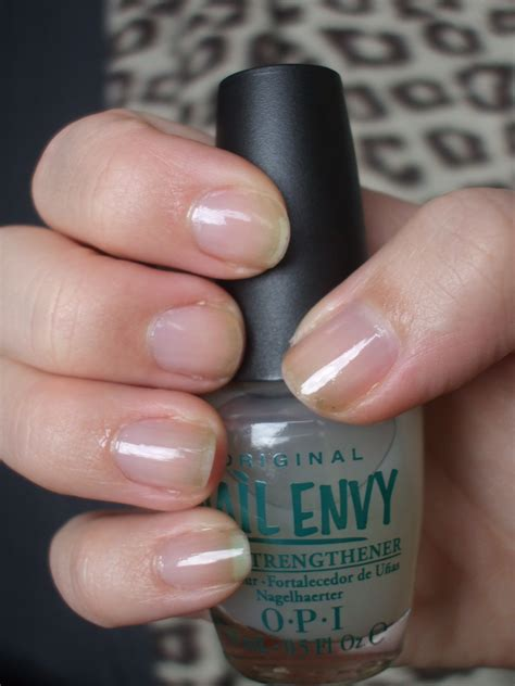 Opi Nail Envy by Review Opi Original Nail Envy Chyaz