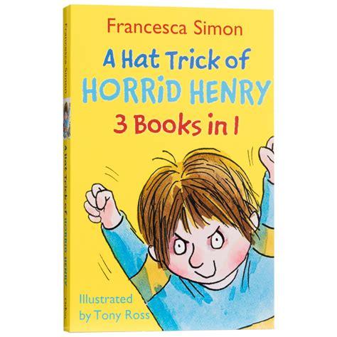 horrid henry books childrens books