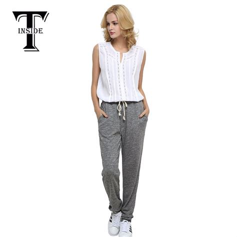 comfortable womens jeans t inside 2016 women casual trousers comfortable gray quick