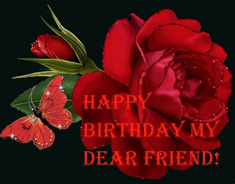 Happy Birthday My Friend Quotes Birthday Scraps Graphics Comments For Friends In Orkut