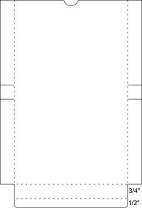 a2 card holder template box template for a2 envelopes and cards a2 envelopes