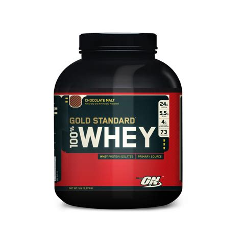 Whey Standard Gold Optimum Whey Gold Standard 100 2270g Powerprotein