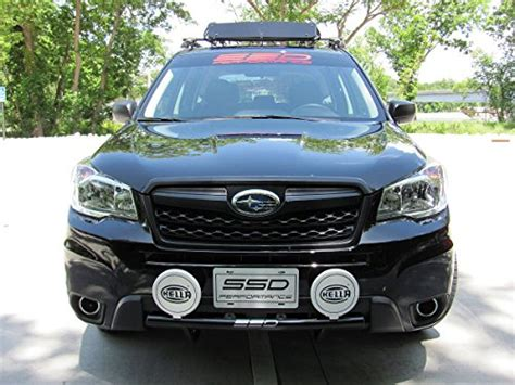 2014 subaru forester light bar fits 2014 2017 subaru forester 2 5 rally light bar bull