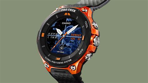 Produits PRO TREK Smart WSD F20 Smart Outdoor Watch CASIO
