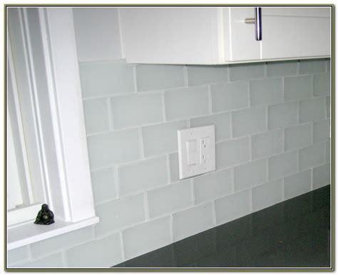 clear glass mosaic tile backsplash tiles home