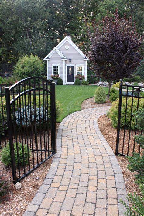 walkway front yard pinterest