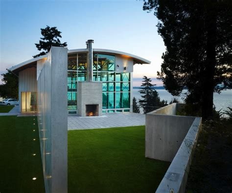 beautiful houses west seattle residence