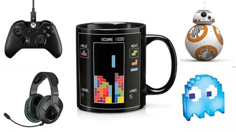top 10 christmas gifts for gamers geeks 2015 youtube
