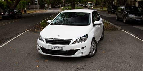peugeot hatchback 308 2015 peugeot 308 active review photos caradvice