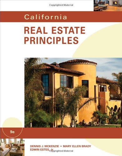 california real estate market what is the best ca real estate principles textbook out
