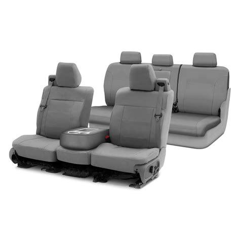 1995 Toyota Tacoma Seat Covers Coverking 174 Toyota Tacoma 1995 1997 Polycotton Drill