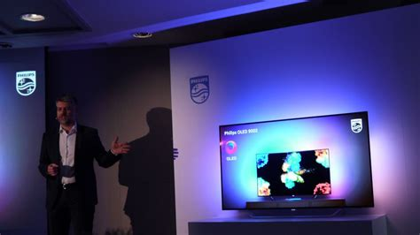 philips announces new oled 4k uhd television home