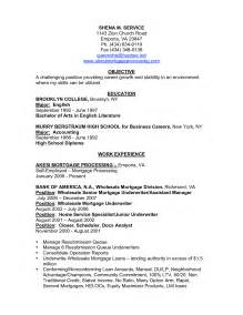 sample resume for loan processor 2 - Loan Processor Cover Letter