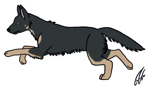 dogs in animated animation by treekami on deviantart