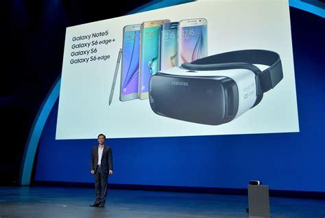 Samsung Gear Vr Original Garansi Sein samsung today announced its gear vr device flare