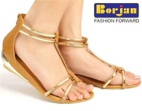 Latest Collection Footwear 2014 for Modern Ladies and Girls by Borjan Shoes