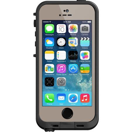 lifeproof fre for apple iphone 5s realtree max 5 walmart