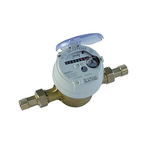 Water Meter Itron itron aquadis cold water meter autometers systems ltd manchester uk