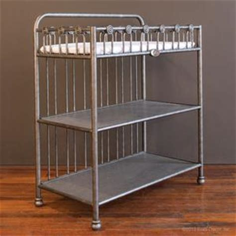 iron changing table bratt decor designer luxury baby changing tables dressers