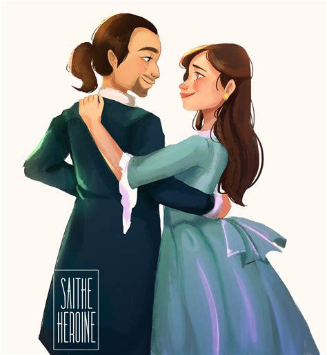 Blog Tour: Alex & Eliza: A Love Story by Melissa de la