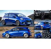 Opel Corsa OPC 2016  Pictures Information &amp Specs