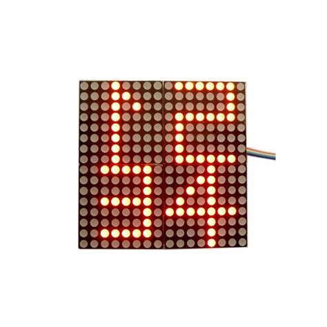 Max7219 4 In 1 Dot Matrix Module max7219 4 in 1 dot matrix module 16 x16 dot matrix display