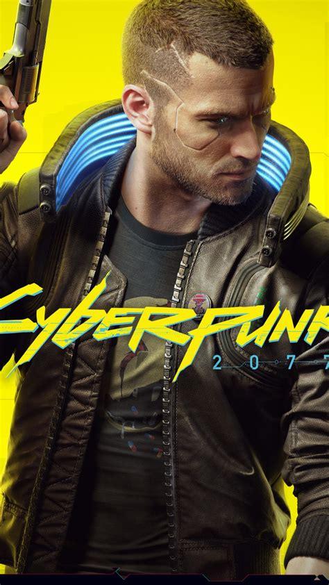 wallpaper cyberpunk    poster  games