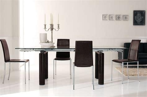 tavoli da pranzo moderni allungabili tavoli allungabili come sceglierli per marca materiale