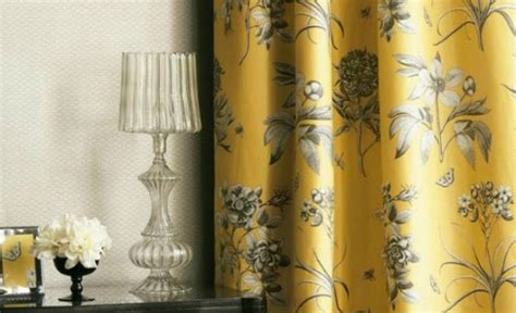 yellow and grey curtain fabric grey and yellow curtain fabric uk curtain menzilperde net
