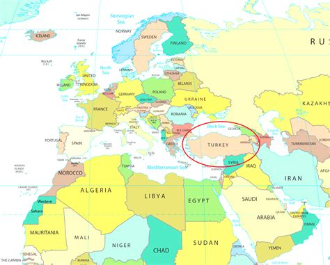 map of europe with turkey turkey on the map of europe 15 in with world maps