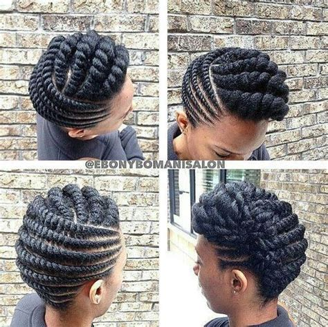 thick carrot hairstyles 25 best ideas about flat twist on pinterest natural