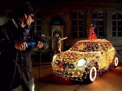 17 best images about christmas bmw mini coopers minis