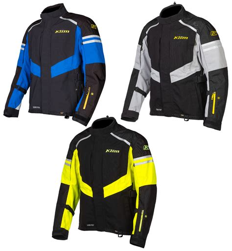 sport bike jacket klim mens black latitude motorcycle jacket sport touring