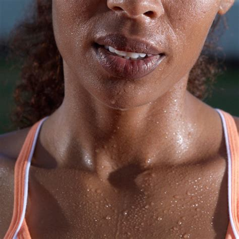 Sweating From Detox by 4 Health Benefits To Living In Bermuda