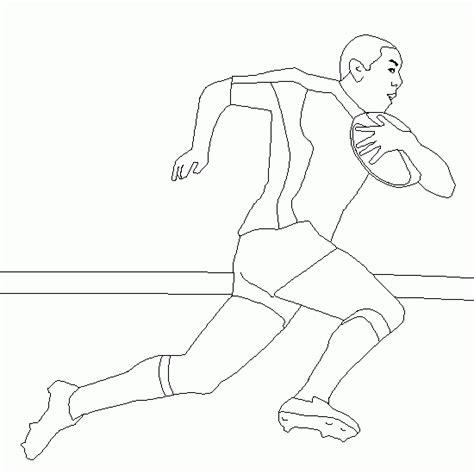 dessin de sport le rugby coloriages de sport 224 imprimer