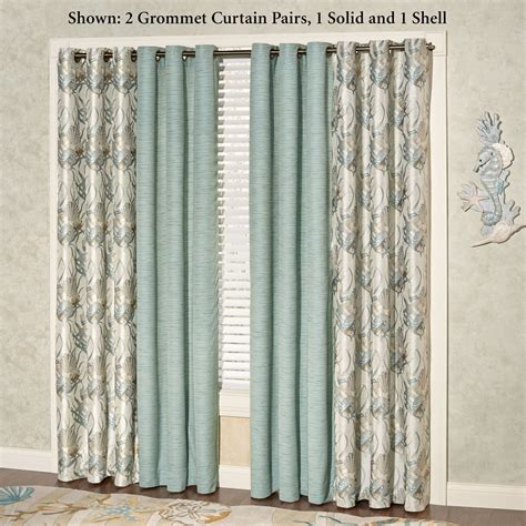 coastal curtains coastal dream window treatment