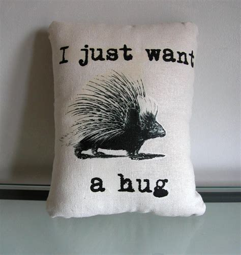 Just The Pillow by Just Want Hug Pillow