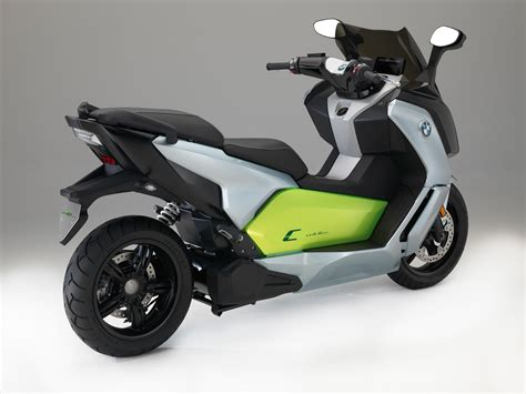 2017 bmw c evolution scooter coming to us