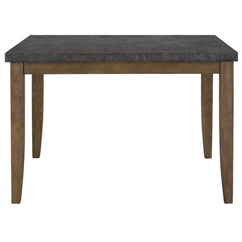 City Furniture Dining Table City Furniture Emmett Square High Dining Table