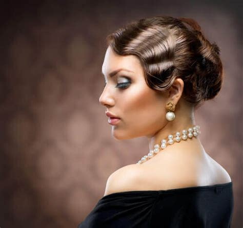 Wedding Hairstyles Vintage Wave by 31 Vintage Hairstyles That Are Totally Right Now