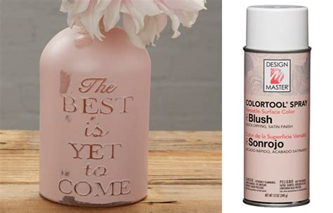 design master paint design master colortool spray paint 12 oz blush