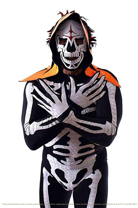 imagenes de halloween luchador aaa quot estoy harto de quot la suciedad quot quot la parka superluchas