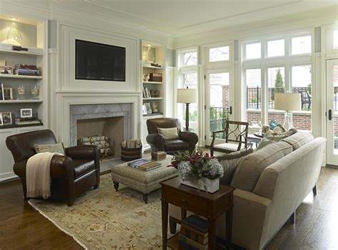 family room arrangements classy and neutral family room furniture arrangement