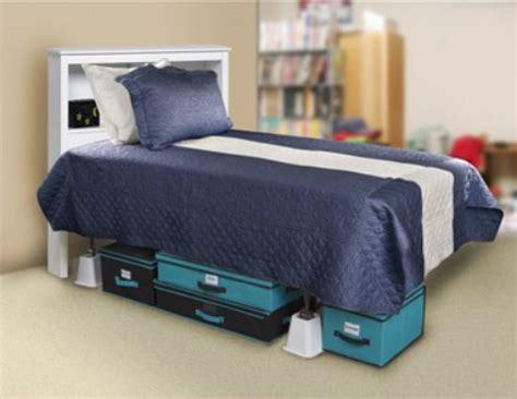 dorm room bed risers dorm decor jj keras lifestyle