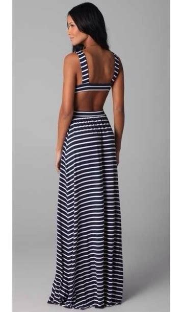 Dress Sisilia dress maxi dress maxi stripes striped dress summer